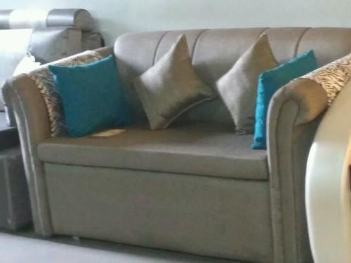Elegant wooden sofa cum bed in kirti nagar new delhi for Diwan come bed