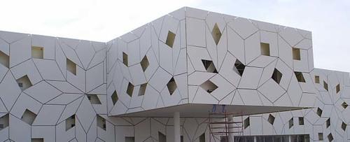 Glass Reinforced Concrete