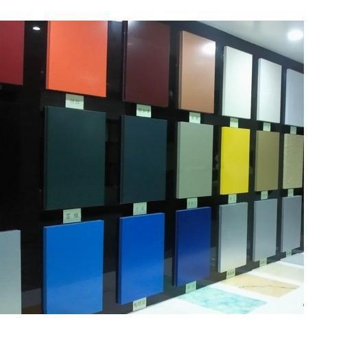 Colored Acp Sheet in  Sajan Nagar