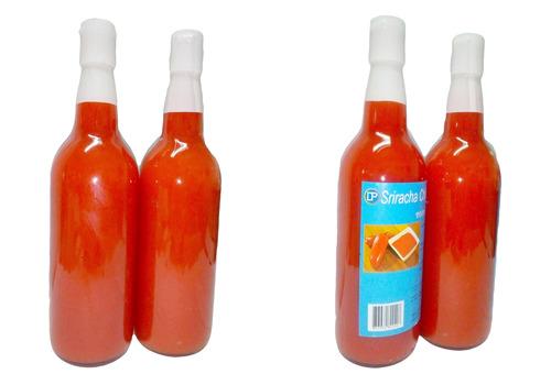 Sriracha Chilli Sauce in   T.Bang Bua Thong