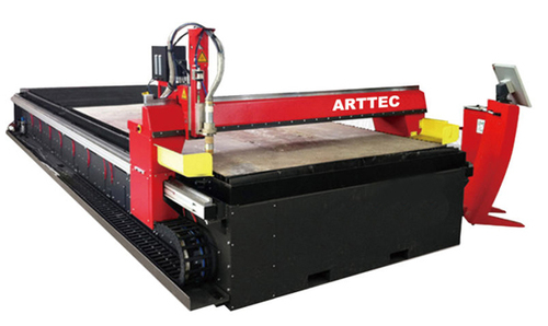 ARTTEC III Table CNC Cutting Machine in Beijing