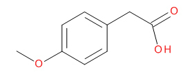 Para Methoxy Phenyl Acetic Acid