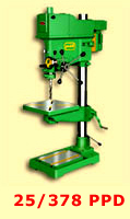 Geared Pillar Drilling Machine in  Dudheshwar