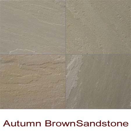 Autumn Brown Sandstones in   Gandhi Sagar Lake Road
