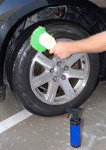 Tyre Polish Liquid