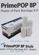 Plaster of Paris Bandage BP