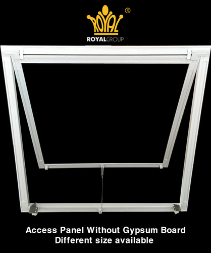 Access Panel Without Gypsum Board
