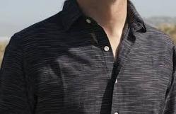 Black Khadi Shirt