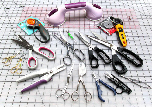 Stationary And Craft Scissors