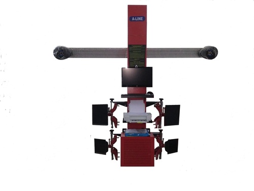 3d Wheel Alignment Machines in  I.P. Extension