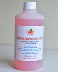 Chlorhexidine Gluconate Liquid Hand Scrub-R in  Dombivili
