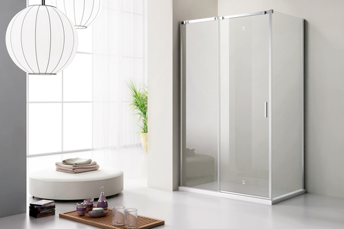 Sliding Door Simple Shower Enclosure (DSC821L)