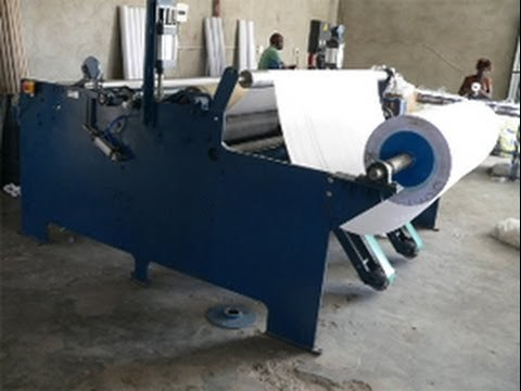 Paper Table Roll Manufacturing Machine in  Sundarapuram