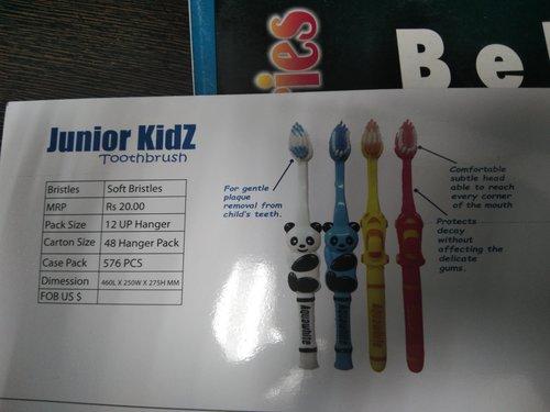 Junior Kidz Tooth Brush