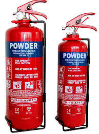 Powder Fire Extinguishers in   G.I.D.C.
