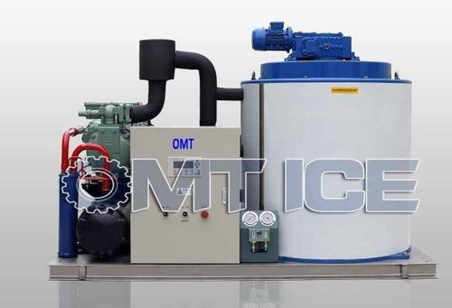 OTF50 5000kg Flake Ice Machines in   Gaoming Dist