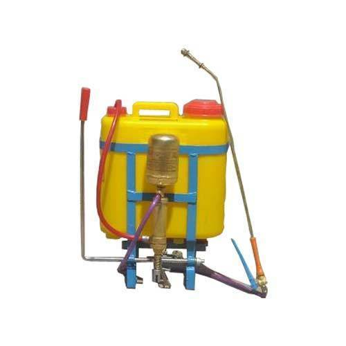 Knackpack Sprayer Plastic Tank Outside Chamber 16 Ltr.