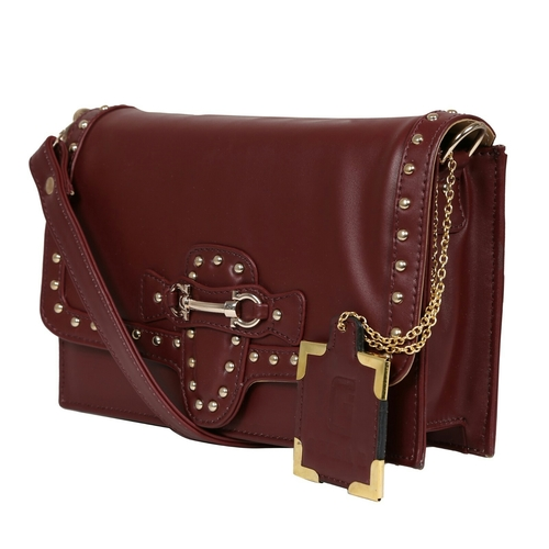 UND 00111 Light Brown Clutch Cross Body Bags