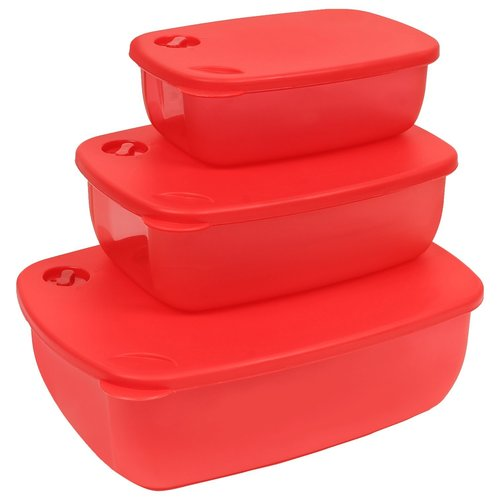 Microwave Storage Container Set