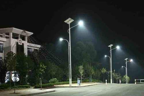 Solar Street Light in   Harmu