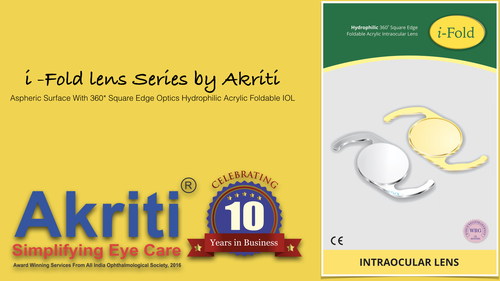 Foldable Intraocular Lens in  Mehdipatnam