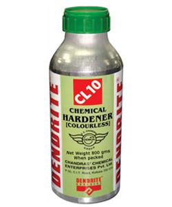 Colourless Chemical Hardener CL 10