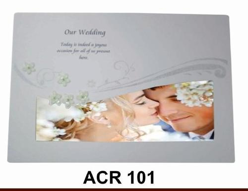 Acrylic Wedding Album Covers in  Roshanara Road