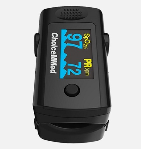 ChoiceMMed Fingertip Pulse Oximeter MD300CF3