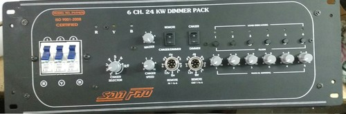 24kw Dimmer Pack