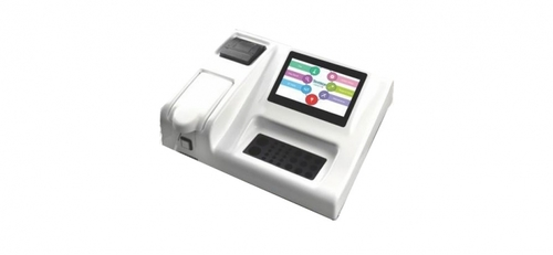 Semi-Automated Clinical Chemistry Analyzer