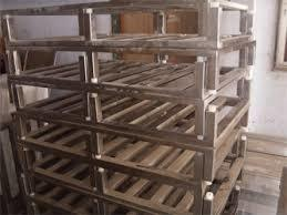 Ss Pallet in   New Vaddem
