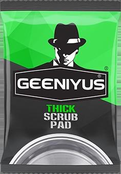 Thick Scrub Pad