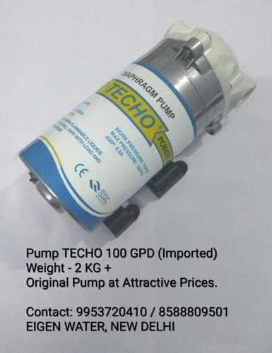 AQ And Q RO Booster Pumps