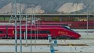 Agv High-Speed Train