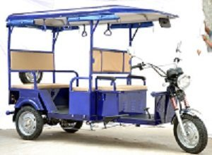 Electric Rickshaw Loader in  Chandigarh Road