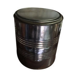 Lubricant Tin Container