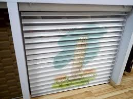 Printed Triple Shade Window Blinds