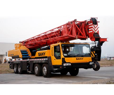 45 Ton Truck Cranes in   Economic and Technological Development Zone
