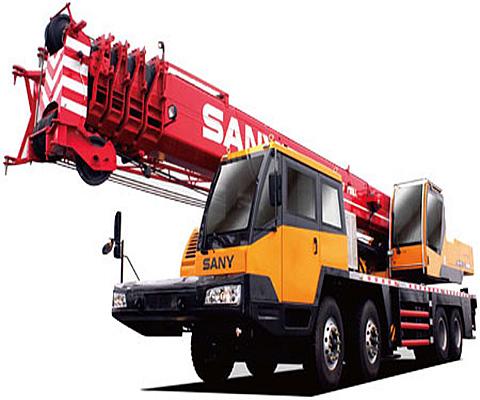 50 Ton Truck Cranes