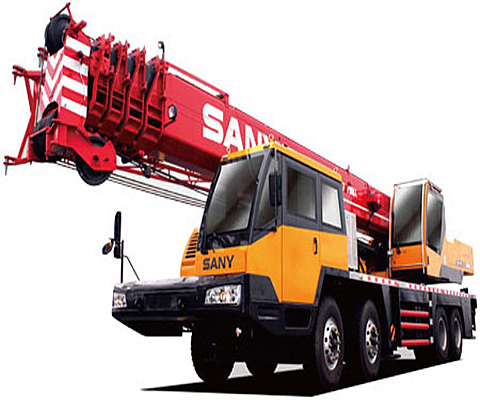 50 Ton Truck Cranes in   Economic and Technological Development Zone