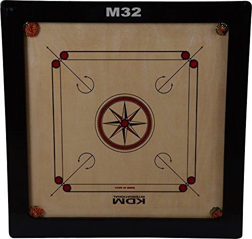 M 32 Carrom Board