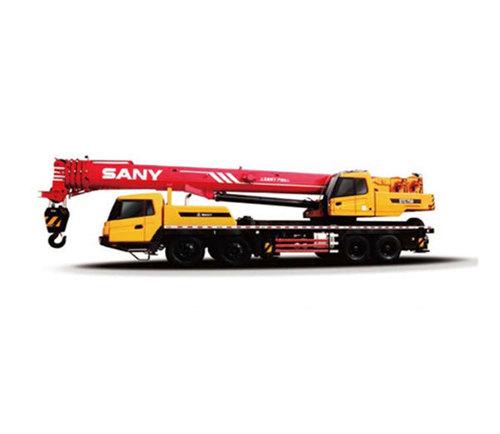 75 Ton Truck Cranes in   Economic and Technological Development Zone