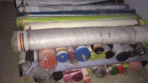 Printed Taffeta Fabric For Car Cover