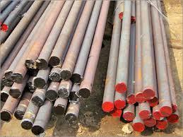 Carbon Steel En8 Round Bars