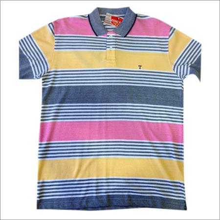 Mens Collar T-Shirt in  Bahadur Ke Road