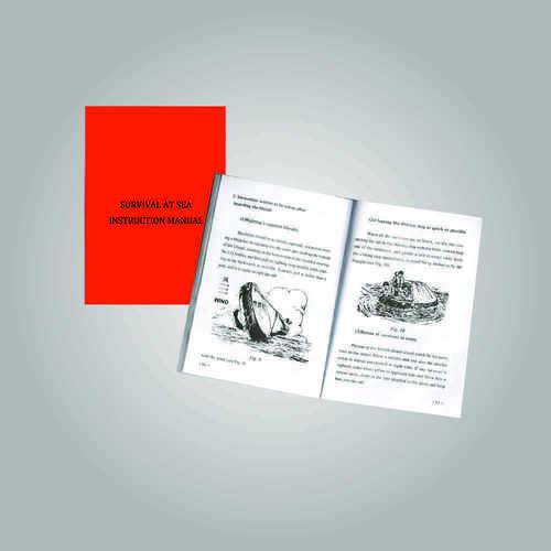 Waterproof Lifeboats Survival Manuals