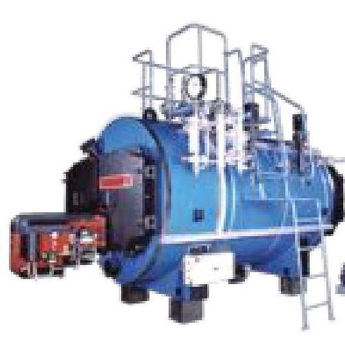 3 Pass Oil and Gas Fired IBR Boiler in   Maguindanao