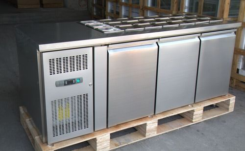Food display counter manufacturers dealers exporters for Food bar manufacturers