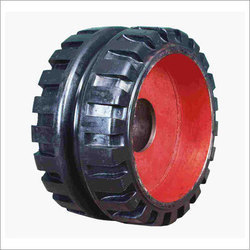 Pavers Solid Tyres