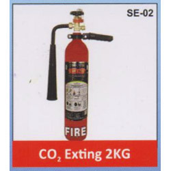 Fire Safety Carbon Dioxide Fire Extinguisher